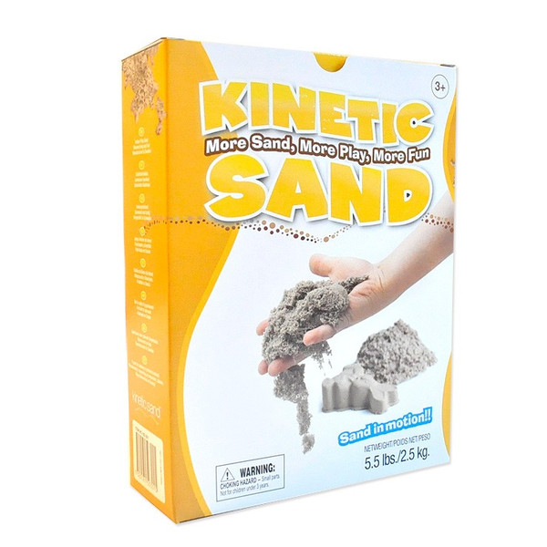 Kinetic Sand Waba Fun Suedia 2.5 Kg