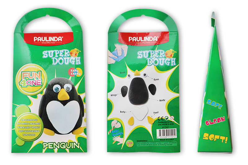 Super Dough Pinguin