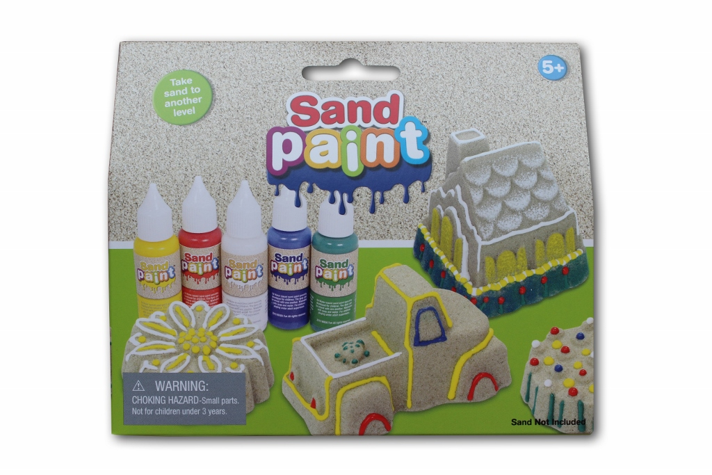 Sand Paint - BASIC Waba Fun Suedia
